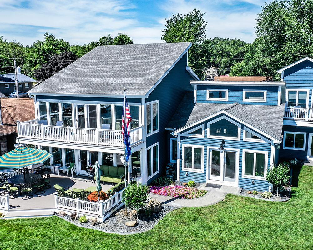 Luxury Lake House Remodel
